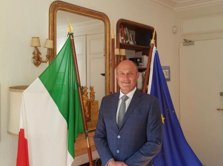 Console Generale Tomaso Marchegiani